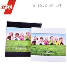 Photo Frame For 7*5inch horizontal simple White family desktop picture frame