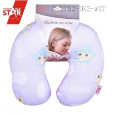 Multi-Corlor Cartoon Neck Pillow MemoryFoam U shape korean neck pillow for travel office
