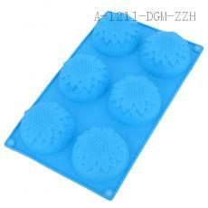 Hot sale Kitchen Tool 100%Eco-friendly Cake Mold Silicone Cake Molds