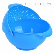 Clean Rice Sieve Manual Kitchen Cooking Tools Rice Washing Device Cook Tool Strainer Sieve Drain Vegetable Basket