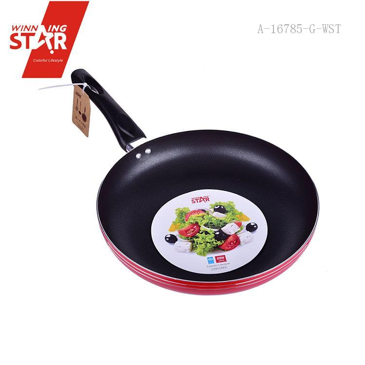 Eco Friendly Health Frying Pan Fry Egg Cooking Tools Cookware Kitchen  Supplies Home Appliance ...
