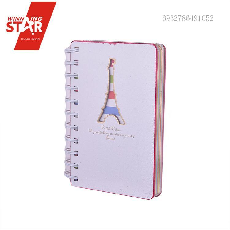 Recipe Book Hard Cover Spiral Notebook creative cover with ...