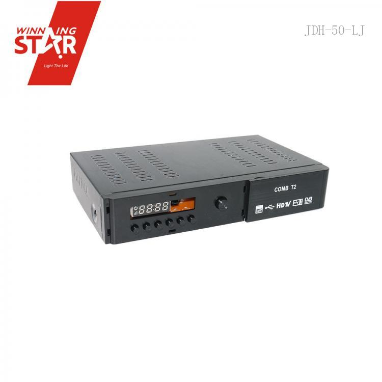 Supermax DVB-T2+S2 Combo Receiver With USB Interface
