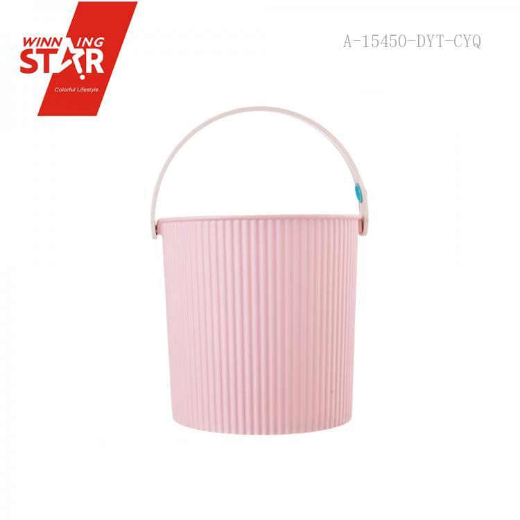 A5616 Large Size PP Fishing Bucket Outdoor Portable Bucket