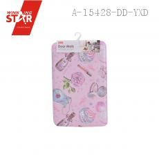 Colorful In Riotous Profusion Maid Series Floor Mats Carpet