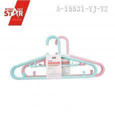 TY-8067 Clothes Hanger Universal Hanger Super Practical Sturdy Clothes Hanger 5PCS