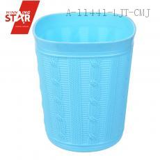 SR66-215 Office Trash Can Storage Barrel Waste Container