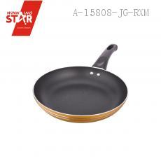 XJ10-20#2.0 Aluminium Alloy 3003 Single Bottom Diplonema Pan Skillet