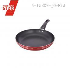 XJ10-22#2.0 Aluminium Alloy 3003 Double Bottom Diplonema Pan Skillet