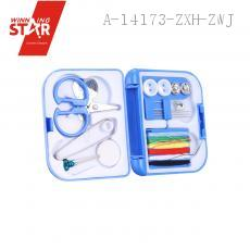 Sewing Box Portable Mini Travel Sewing Box With Needle Threads Sewing Kits Sewing Set