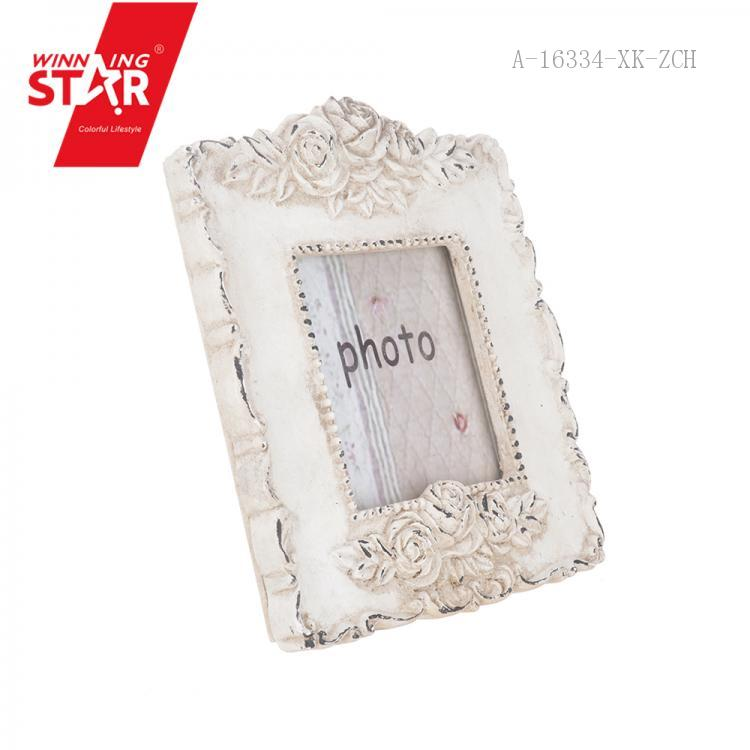 how to put a photo in a frame