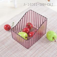 SR817 11*8.2*7.5cm Pink/Blue/Rose Red Storage Box