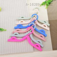 13.5*7.5cm Colorful Traveling Clothes Stands