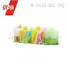 6.3*6*2.4cm Soap Used By Fruits