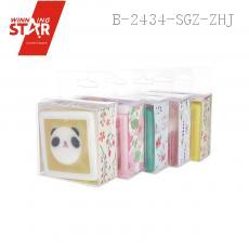 6.8*6.8*3cm Cartoon Type Soap