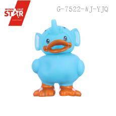 17.5*12.5cm 5 Piece Suit Duck Type Doll Duck Toy