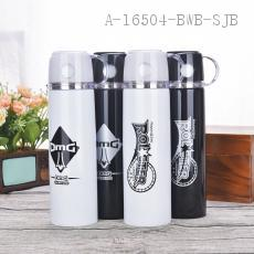 X022 500ml high quality portable stainless steel vacuum insulated mug