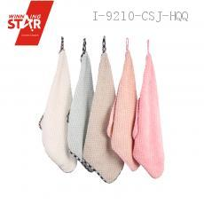 New waffle hand towel coral 5 colors