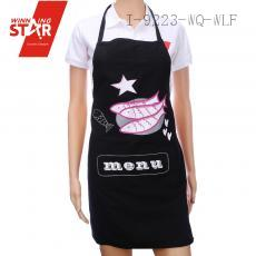 100% cotton fish patterns printed aprons