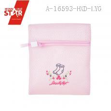 Embroidery Sock Laundry Bag 18*21cm