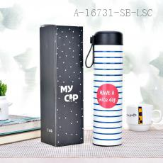 JQ 480ml Stainless Steel Cup 24.5*6.5cm