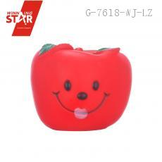 Fruit Toy Bag PVC 165g 6pcs/set