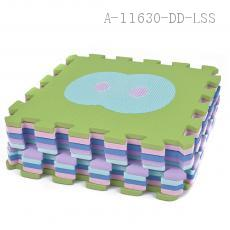 Number Pattern Floor Mat 31*31*1cm 10pcs/set