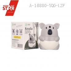 R-5082 Koala-shaped Automatic Toothpick Bottle 10*8cm