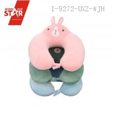 Catoon Animal U-shaped Pillow 30*28*8cm