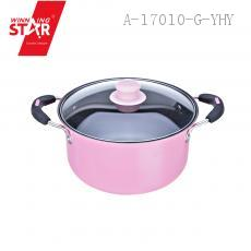Stainless Steel Saucepan Stockpot 24cm