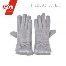 Fashionable Bowknot Gloves 22.5*9*1cm