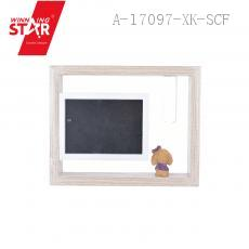 HW092 Photo Frame with bottle 25*20*4cm