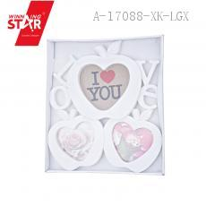A034  Apple Photo Frame 35*31*2.5cm