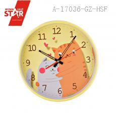 12 Inch Cartoon Hanging Clock 29.5*4.5cm