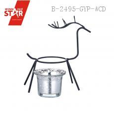 Deer Candle Holder13*17.5cm