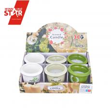 XG-1707-2 Scented Candle 7.5*8cm