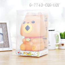 AP1558 Dog Money Box PS+ABS 11.3*10.5*17cm