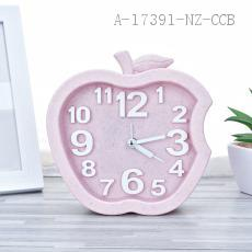 977  Apple Alarm Clock 14.3*13.5cm