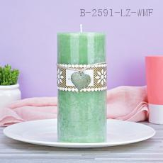 17-1602 Candle 6.8*14.8cm