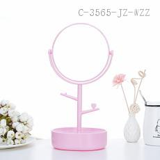 Makeup Mirror with storage box