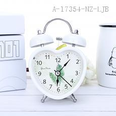 309 Alarm Clock with night light 8.5*5*13cm