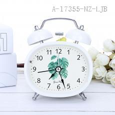 015 Alarm Clock with night light 9*5*12cm