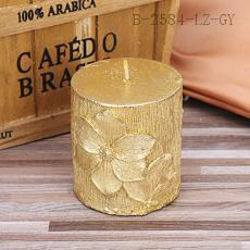 WM-181 Golden Candles 10*8*8cm 180g