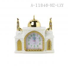 Muslem Church Alarm Clock 13.8*6*12.5cm