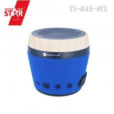 NR-1018 Bluetooth Speaker with colored box 13*12.5*13.5cm