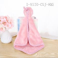 Green/Pink/Brown/Blue Fish Towel 20*45cm