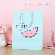 S3-001 Fruit Pattern Gift Bag 33*25.3*12.5cm