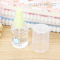 Circular Column Spray Bottle 30ml 9.4*3.5cm
