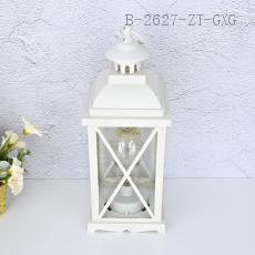 WST-006 White Candle Holder 33*13*13cm