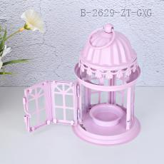 WST-008 Candle Holder 10*10*17cm